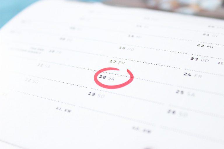 Calendari: la storia del tempo