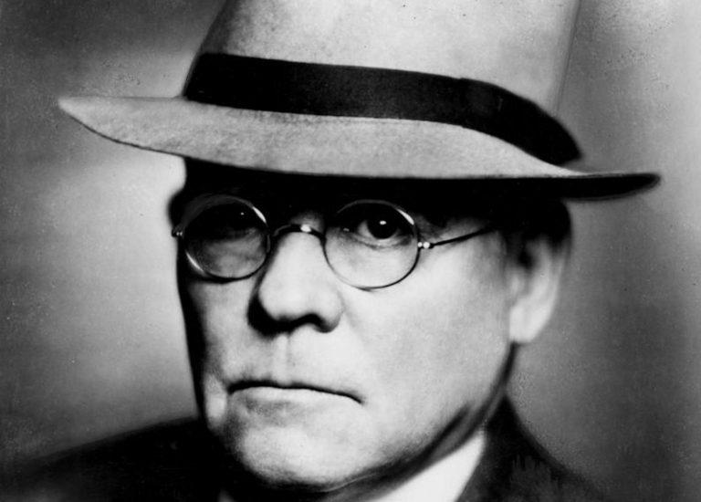 Lee Masters: lo scrittore che diede voce ai morti