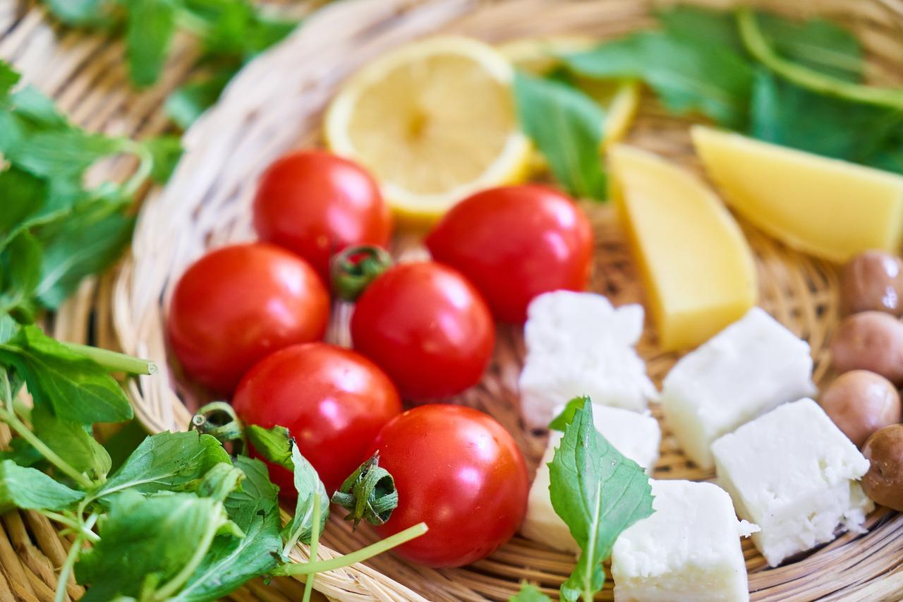 I segreti della dieta mediterranea