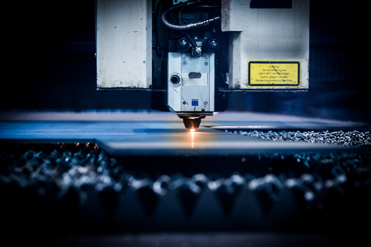 Marcare al laser: la tecnologia a fibra