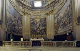 La Basilica di Sant'Andrea della Valle a Roma